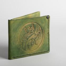 Peněženka na hotovost s logem